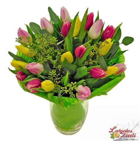 Ziedi - Ziedu pušķis - Romantiskais pušķis 003 / Nopirkt ...
