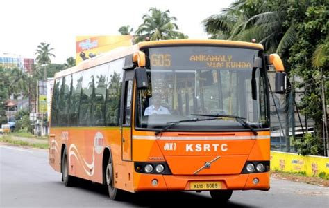 Bathanka Volvo Low Floor Timings Ksrtc