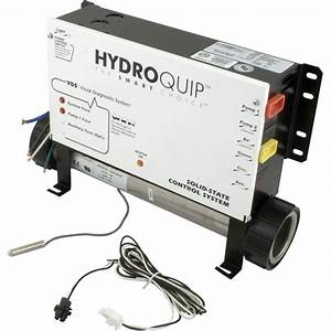 Hydro Quip Cs6100 Control Head For Hot Tubs And Spas