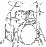 Coloring Pages Instruments Musical Colouring Drum Drums Instrument Drawing Sets Cool Drawings Hsanalim Hubpages Sheets Guitar Draw Burning Wood Painting sketch template