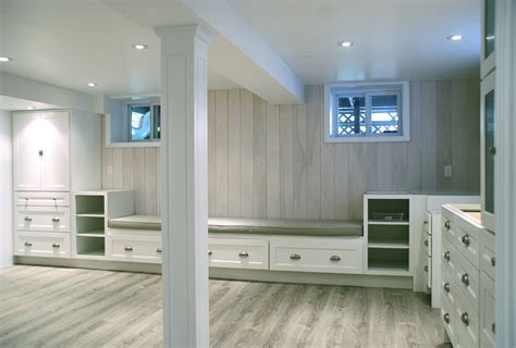 Storage Cabinets For Basement by 3 Basement Flooring Options Best Ideas For Your Basement