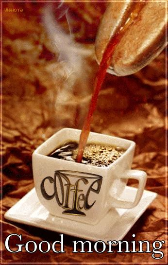 Good morning animated gif pics for sending to your friend, beloved one or to your family. Pin de Roxanne Franco en Breakfast, coffee, tea and ...