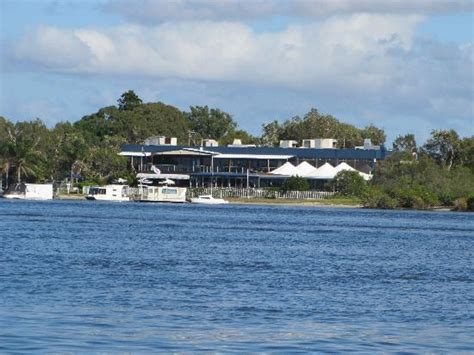 Boat Club Golden Beach by Power Boat Club From Caloundra Cruise Boat Photo De
