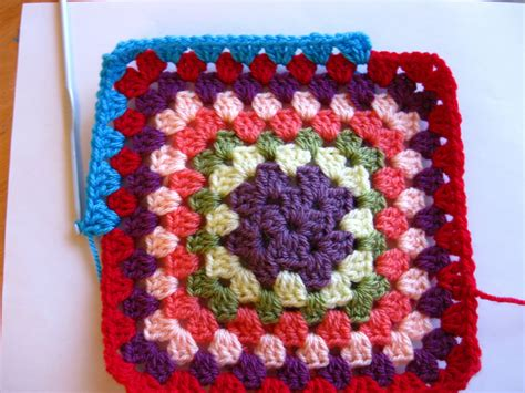 how to crochet square bunny mummy how to crochet a granny square