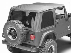 Jeep Wrangler Sprint Top Frameless Soft Top