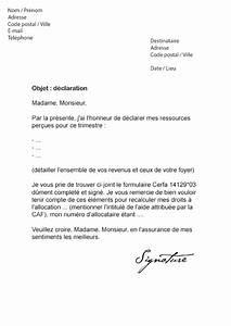 Pret Honneur Caf : mod le attestation sur l honneur ~ Gottalentnigeria.com Avis de Voitures