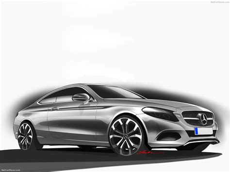 Mercedes C Class Coupe Backgrounds by Mercedes C Class Coupe 2017 Picture 82 Of 90