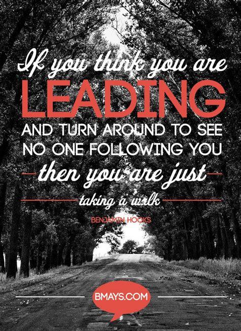 leadership   serving    point