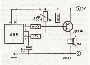 555 electronic metronome circuit With circuit mc68ec030rp electronic components from reliable circuit