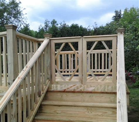 gate for front porch make hinge gate for front porch bistrodre porch and