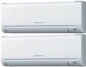 Climatiseur Bi Split : mitsubishi mxz 2c40va msz ge25va climatiseur bi split ~ Dallasstarsshop.com Idées de Décoration