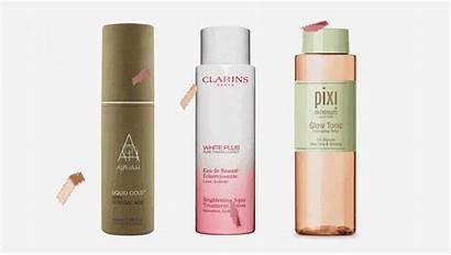 Exfoliating Skin Toners Beauty Glowing