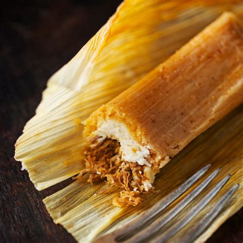 pork  cheese tamales de alba bakery