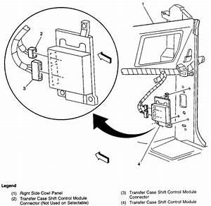2000 Chevy Transfer Case Wiring Diagram : vehicle is 2000 gmc sonoma sls 4wd 233 transfer case ~ A.2002-acura-tl-radio.info Haus und Dekorationen