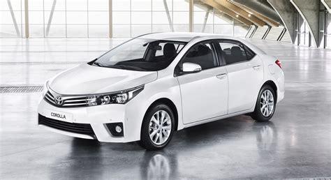Toyota Corolla White Pc Wallpaper