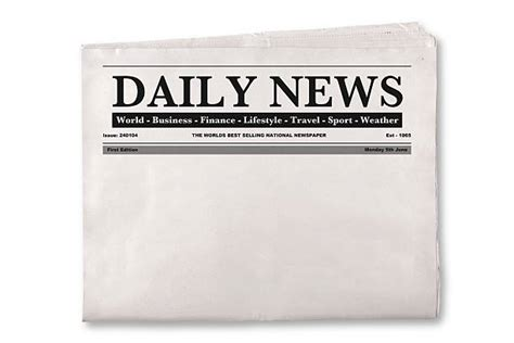 Royalty Free Newspaper Headline Pictures, Images And Stock