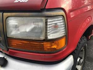 Used 95 Ford F150 Special 4 9l V6 Manual 4x4 Cheap Pickup