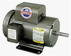 Baldor L3515m 2 Horsepower 3450 Rpm Industrial Electric