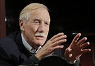 Angus King 'open-minded but skeptical' about Trump's ...