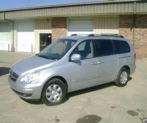 2007 Hyundai Entourage For Sale Review