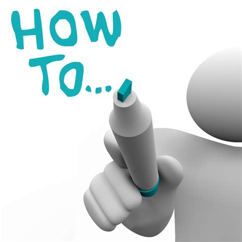 The Guide by How To Write A Really Useful How To Guide Write My Site