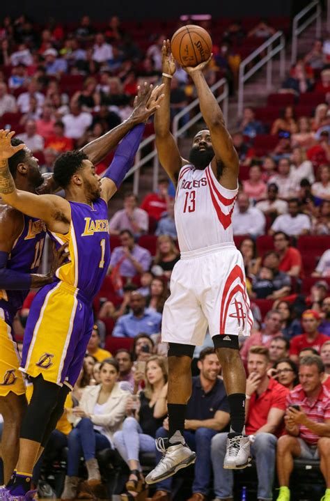James Harden Faces Off with Kobe for Final Time in the ...