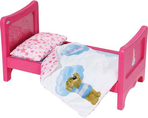 Zapf Creation Baby Born® Bett » Puppenmöbel  Jetzt Online