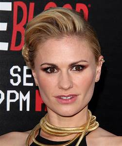 Anna Paquin Hairstyles in 2018