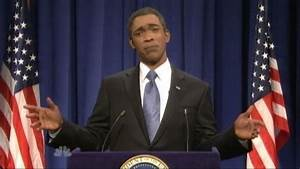 'SNL' Elects a New President Obama with Jay Pharoah Video ...