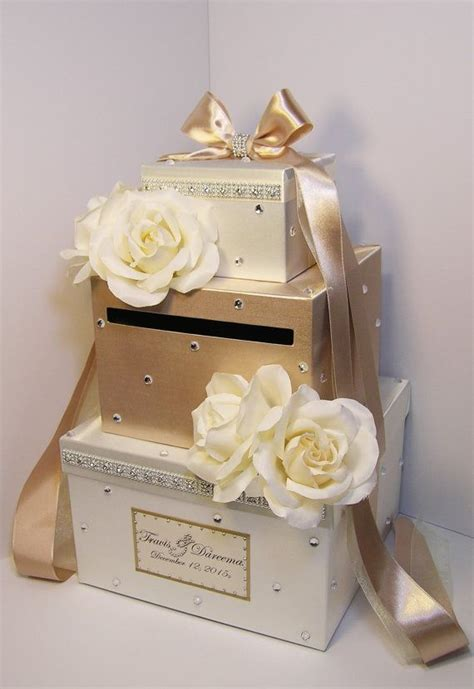 best 25 gift card boxes ideas on wedding card