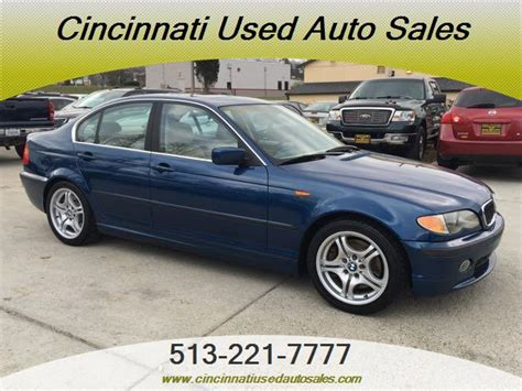 Bmw Cincinnati by 2002 Bmw 330i For Sale In Cincinnati Oh Stock 12604