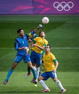 Mexico wins gold in soccer - San Antonio Express-News