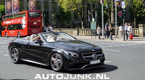 mercedes s63 amg cabrio mercedes amg s63 cabrio foto s 187 autojunk nl 171134