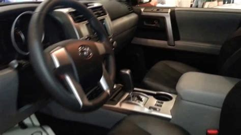 interior toyota runner  version  colombia full hd