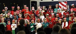 """Cary Woods Elementary students present """"Elfis and the ..."""