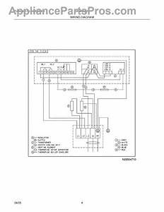 Parts For Electrolux E24wc160es0  Wiring Diagram Parts