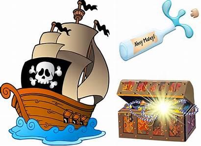Pirati Pirate Ship Treasure Pirata Giorgio Pirates