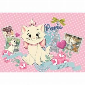 disney marie les aristochats papier peint decoration pour With affiche chambre bébé avec livraison de fleurs discount