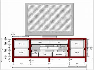 PDF DIY Homemade Tv Stand Plans Download home office