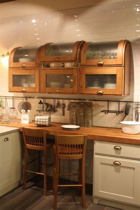 Fashioned Kitchen Cupboards by Wood Kitchen Cabinets Just One Way To Feature Material