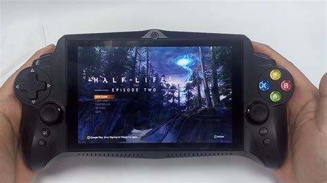 android gaming handheld nvidia jxd s192 the best android gaming console