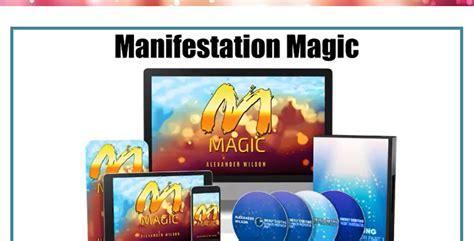 manifestation magic  review  alexander wilson legit