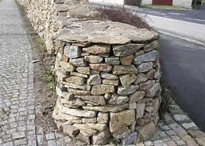 Mauer Bauen Anleitung : natursteinmauern bauen worauf kommt es an ~ Eleganceandgraceweddings.com Haus und Dekorationen