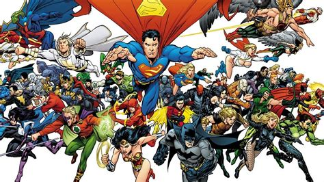 Here Are 4 Post-convergence Comics Dc Should Consider