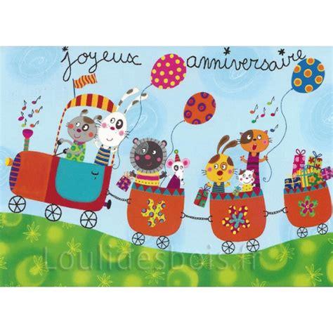 chambre garcon 7 ans carte postale joyeux anniversaire my
