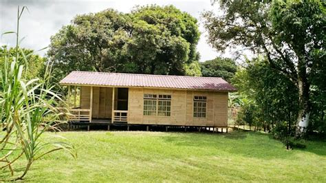 wooden houses   cheap  build   philippines