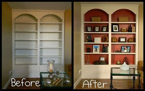 paint the built ins home decor