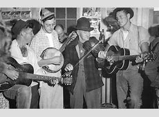 Friday Music Bluegrass Men Of The West