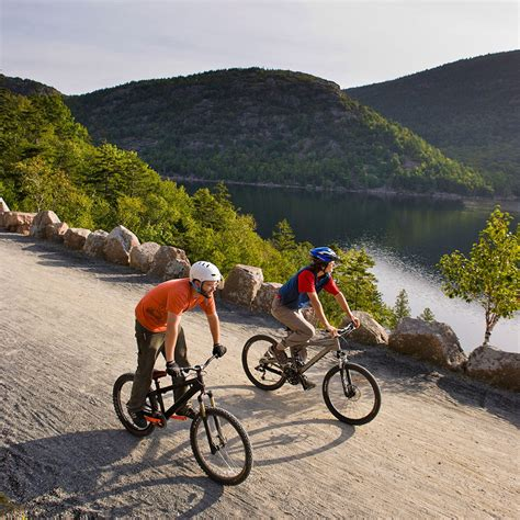 Boating Trips Near Me by Best Places To Bike In Maine Travel Leisure