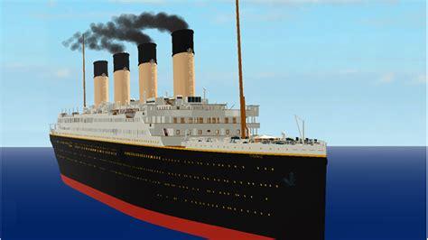 Roblox Sinking Ship Simulator Titanic by Roblox Titanic Roblox